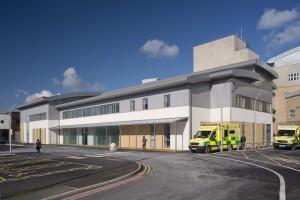 Urgent Care Unit, exterior, Burnley