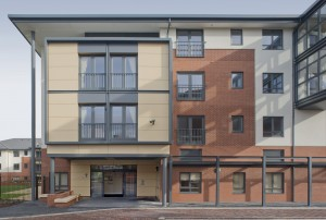 Abbotswood Extra Care Village Chester - External
