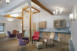 Residents Lounge Care Home Barrow