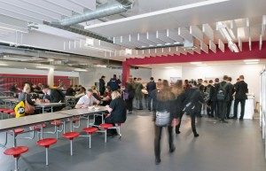 Don Valley Academy Refectory Doncaster