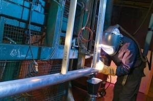 Aluminium window manufacturingPlant
