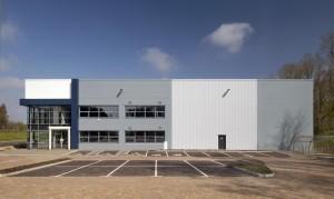 Industrial unit, Meaford,Staffs.
