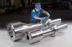 Steel products at Howco Sheffield