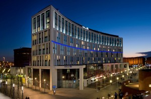 Hilton Hotel Liverpool One