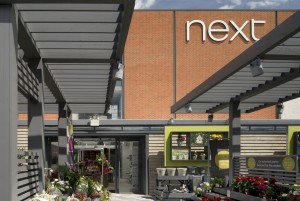 Next Store Interior High Wycombe