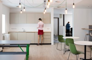 Kitchen Break-out area in offices