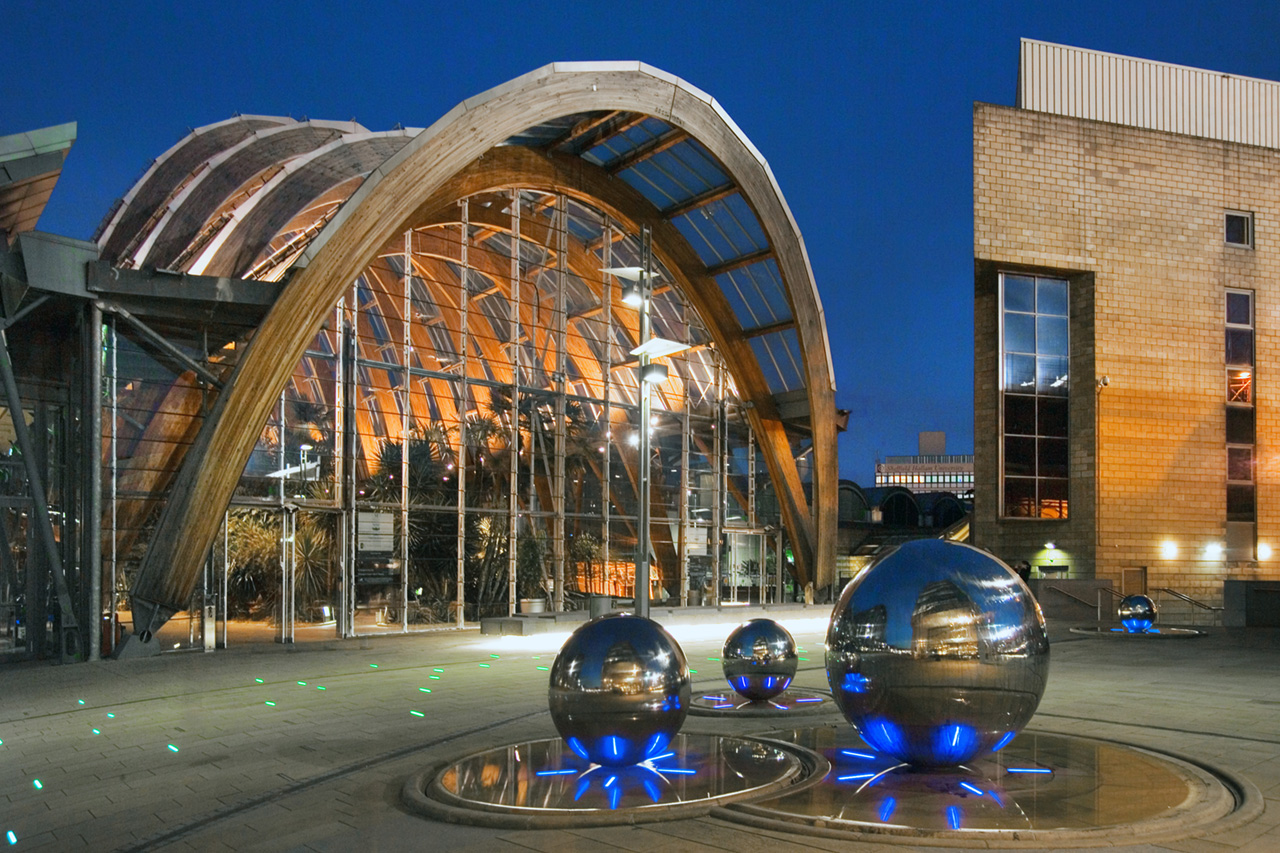 Public Buildings Positive Image Architectural And