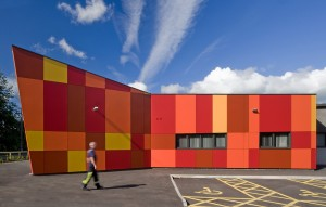 Bury Fire Station External