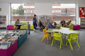 Crewe Lifestyle Library