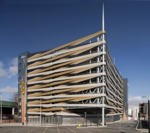 New Bailey St Car Park Salford