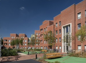 Plaistow Hospital Housing Scheme London