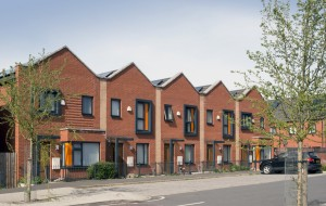 Social Housing scheme in Salford