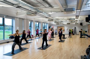 Fitness Class at Heywood Leisure Centre