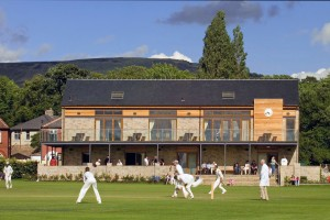 Glossop Cricket Club Pavillion
