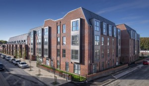 Bowes Street Extra Care scheme, Manchester