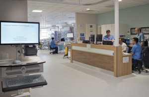 HDU Ward Stoke Hospital