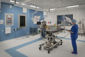 Operating Theatre Oswestry Orthopaedic Hospital