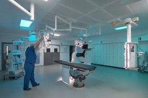 Operating Theatre Wythenshawe Hospital Manchester
