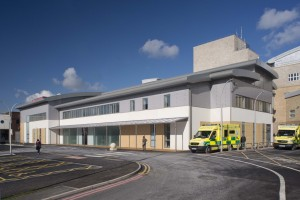 Urgent Care Unit, exterior, Burnley