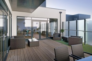 Gracewell Care Home Residents Deck Sutton Surrey