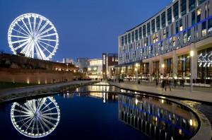 Hilton Hotel Liverpool Kier Build