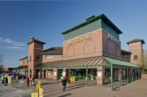 Morrisons Store Chorley