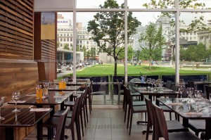 Pizza Express Piccadilly Gardens Manchester