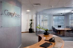 Boardroom Interior Corpacq