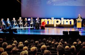 Conference at MIPIM Cannes