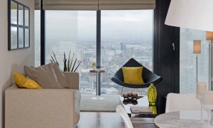 Show Flat Beetham Tower Manchester