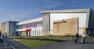 Heywood Sports Village Leisure centre
