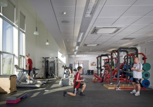 Stoke City Training Centre Gym