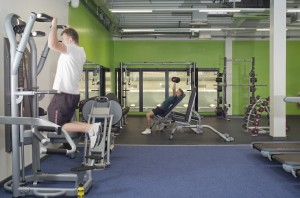Tewkesbury Leisure Centre Gym