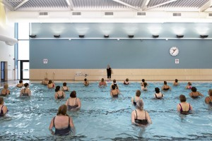 Tewkesbury Leisure Centre Pool